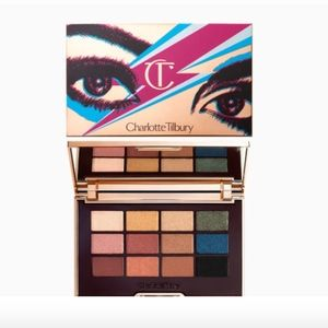 Charlotte Tilbury Iconic Eyeshadow Palette